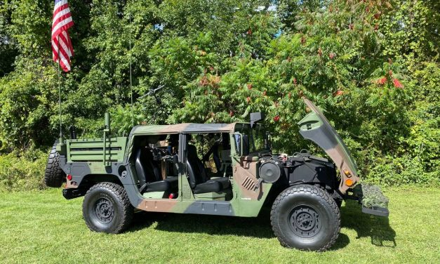 Special Forces Edition: 1994 AM General Humvee M998 – Sold?