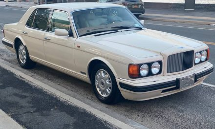 Dealer Maintained: 1997 Bentley Brooklands – SOLD!