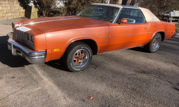 Classifind Cut: 1977 Olds Cutlass Supreme T-Top – SOLD!
