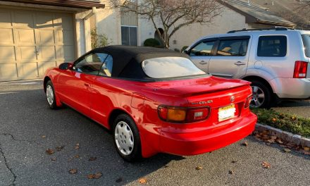 Classifind Cut – 1993 Toyota Celica Convertible – Sold?