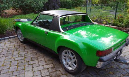 Blasphemy or Brilliance: 1973 Porsche 914/WRX Project – NOW $8,900