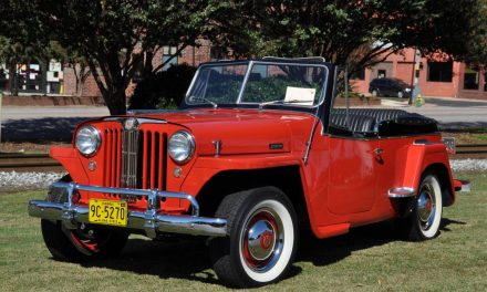 Final Phaeton: 1948 Willys -Overland Jeepster – Sold?