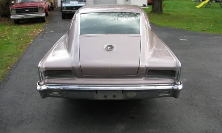 Frugal Fastback: 1966 AMC Marlin – Sold?