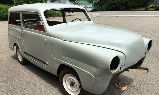 Six Months Gone: 1950 Crosley Station Wagon Project – Sold?