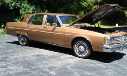 Dieselgate I: 1980 Oldsmobile 98 Regency – Sold?