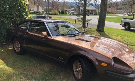Two-Tone: 1979 Datsun 280ZX Grand Luxury 5-Speed – Sold?