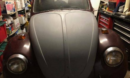 Classifind Cut: 1969 Volkswagen Beetle – SOLD!