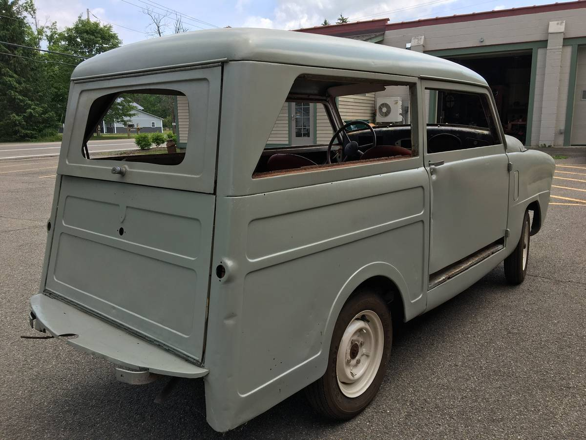 1950 Crosley Station Wagon For Sale | GuysWithRides.com
