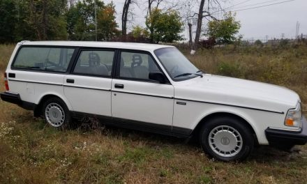 Classifind Cut 54: 1991 Volvo 240 Wagon – $7,500