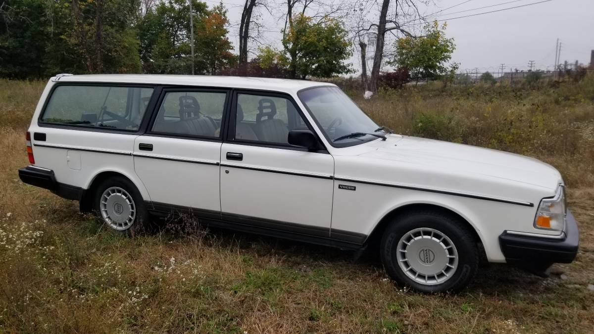 1991 Volvo 240 Wagon For Sale   GuysWithRides.com