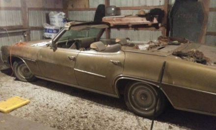 Classifind Cut 60: 1970 Buick LeSabre Four Door Roadster – Sold?
