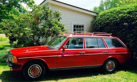 Not What You Think: 1983 Mercedes 230TE – Sold?