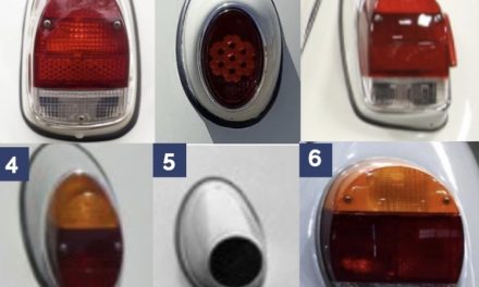 Guess What Ride 32: VW Beetle Tail Light Sort