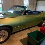 Five Months Gone: 1969 Pontiac GTO Convertible Clone – NOW $19,900