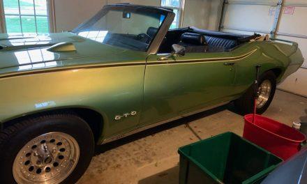 Classifind Cut: 1969 Pontiac GTO Convertible Clone – NOW $25,000
