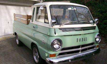 Classifind Cut: 1968 Dodge A100 Pickup – SOLD!