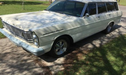 Classifind Cut: 1965 Ford Country Sedan Custom – SOLD!