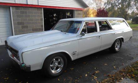 Classifind Cut: 1964 Oldsmobile F-85 Custom Wagon – SOLD!