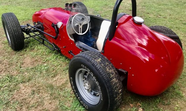 Five Months Gone: 1958 Sprint Race Car – NOW $20,995