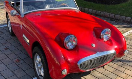 Classifind Cut: 1969 MG MK III Midget – SOLD!