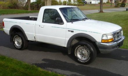 Classifind Cut: 1998 Ford Ranger 4×4 – SOLD!