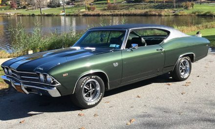 Real Deal: 1969 Chevelle Malibu SS 396 – SOLD!