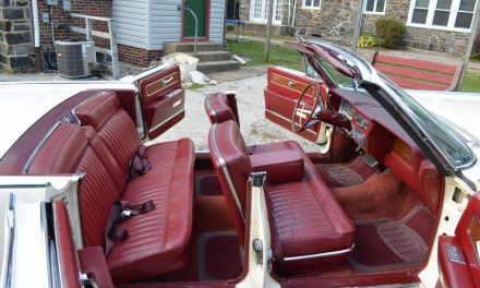 Classifind Cut 58: 1963 Lincoln Continental Convertible – Sold?