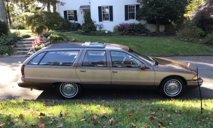 Pandemic Project: 1996 Buick Roadmaster Estate Collector's Edition – SOLD!