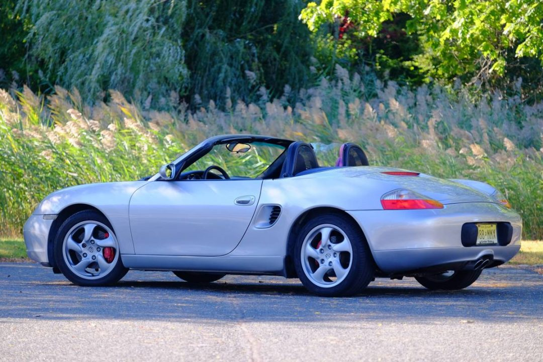 2001 Porsche Boxster S For Sale   GuysWithRides.com