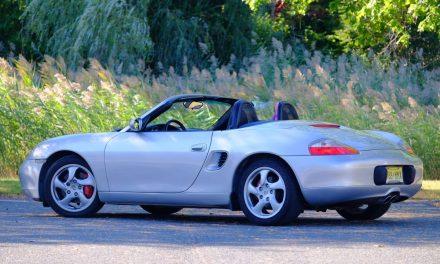 Concours Capable: 2001 Porsche Boxster S – SOLD!