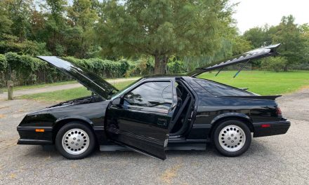 Chrysler Camaro: 1984 Dodge Daytona Turbo Z – $10,500