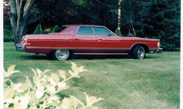 Classifind Cut: 1978 Mercury Grand Marquis – $6,500