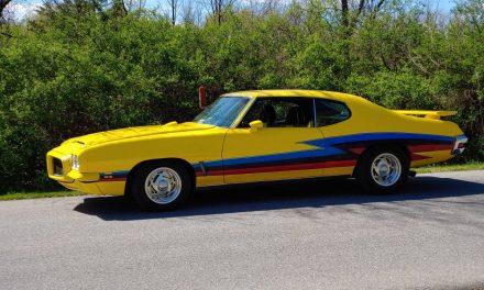 1972 Pontiac GTO Tribute – $17,000