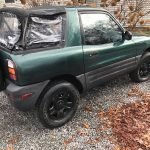 Classifind Cut: 1998 Toyota XA10 RAV4 Soft Top – $3,950