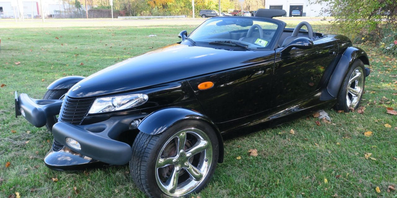 2000 Plymouth Prowler 7K Survivor – NOW $25,000