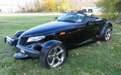 2000 Plymouth Prowler 7K Survivor – SOLD for $28,500!