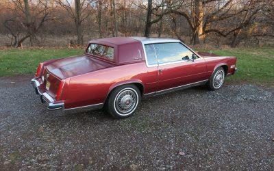 1984 Cadillac Eldorado Biarritz – SOLD FOR $3,000!