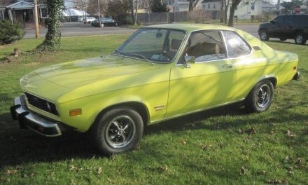Out of Hibernation: 1975 Opel Manta – NOW $16,500