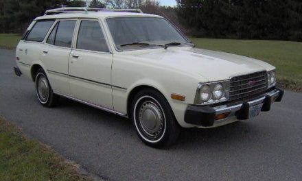 Wagon Virus: 1978 Toyota Corona Station Wagon – Sold!