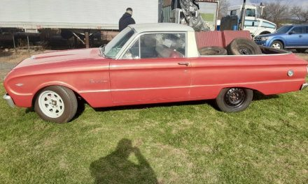 Classifind Cut: 1962 Ford Ranchero – Sold?