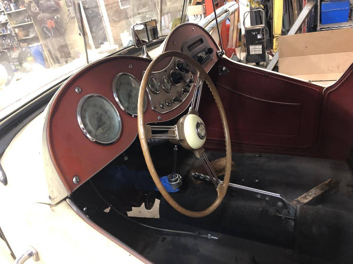 1953 MG TD For Sale | GuysWithRides.com