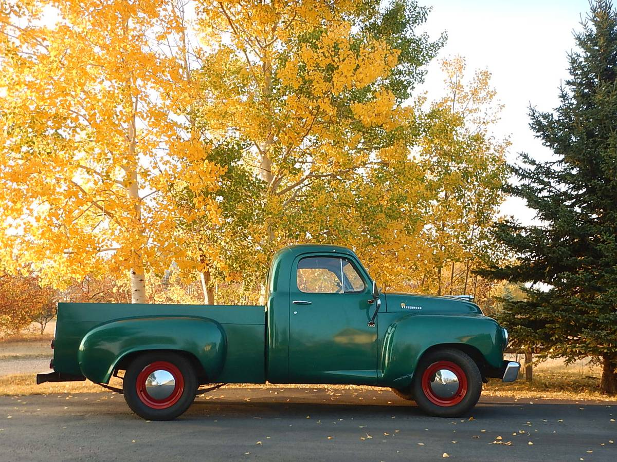 Solid Stude 1950 Studebaker 2r5 Pickup Now 14 500 Guyswithrides Com