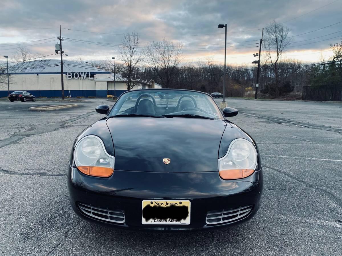 2002 Porsche Boxster For Sale   GuysWithRides.com