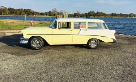 Classifind Cut: 1956 Chevrolet 210 Wagon – Sold!
