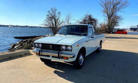 1977 Toyota HiLux 77K Mile Pickup – Sold?