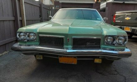Mint: 1973 Oldsmobile 41K Mile Delta 88 – $12,000