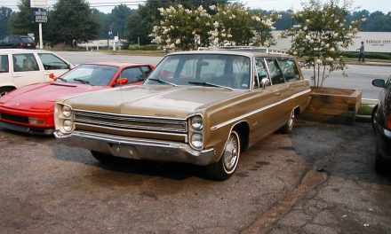 Classifind Cut: 1968 Plymouth Fury Sport Suburban – SOLD!