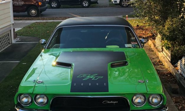1973 Dodge Challenger R/T Clone – NOW $31,000