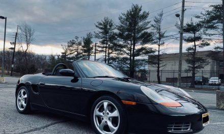 Black Beauty: 2002 Porsche Boxster 986 Base – SOLD!