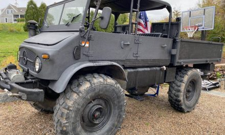 Classifind Cut: 1969 Mercedes-Benz Unimog – SOLD!